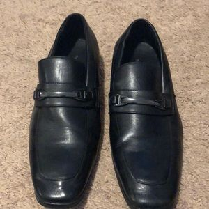 Mens Perry Ellis dress shoes